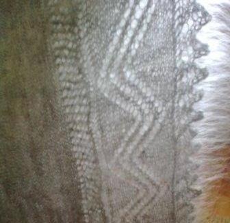 Пуховые платки из Оренбургской области